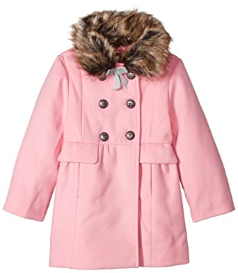 1dadf0e991f1 Amazon.com  Jessica Simpson Baby Girls  Toddler Sweet Faux Wool ...