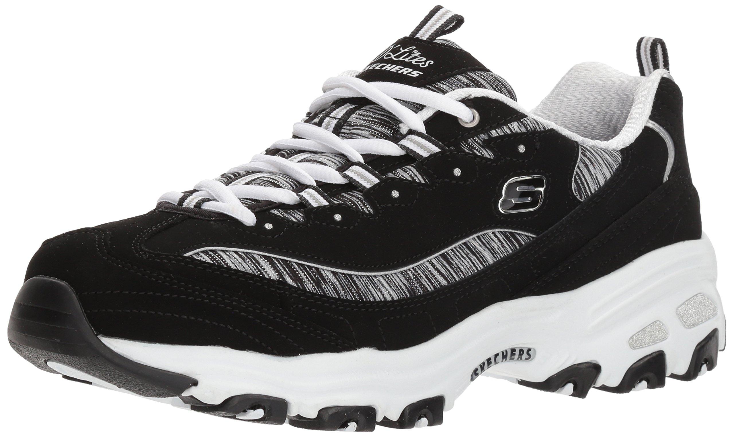 c1407f6596ad Galleon - Skechers Sport Women s DLites Interlude Sneaker