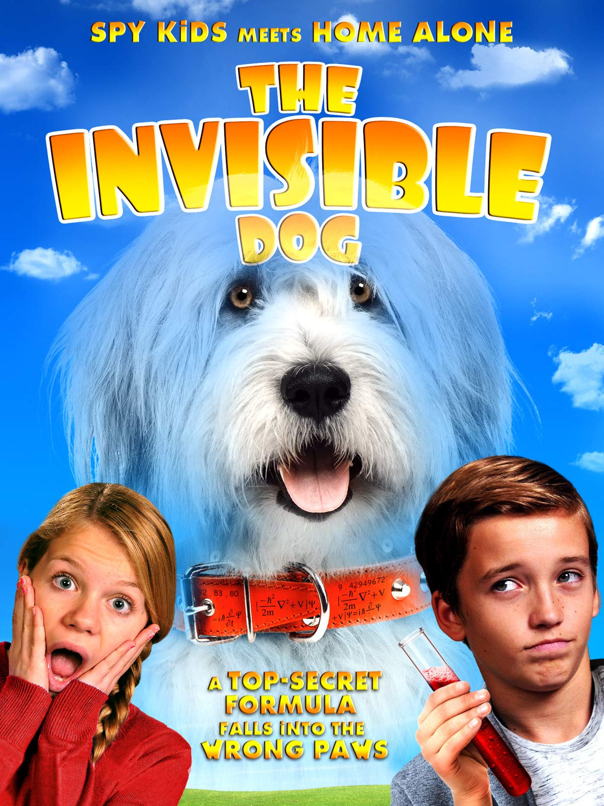 The Invisible Dog on Amazon Prime Video UK