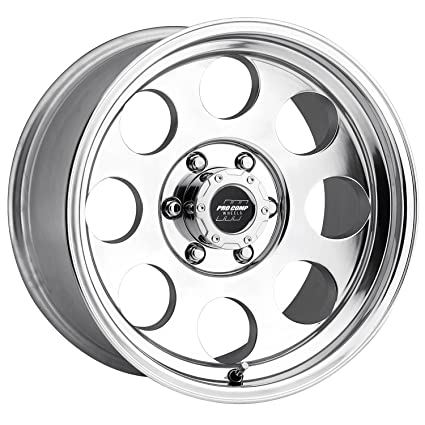 Amazon Com Pro Comp Alloys Series 69 Wheel With Polished Finish