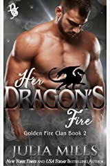 Her Dragon's Fire: Golden Fire Clan (Dragon Guard Series Book 2) Kindle Edition
