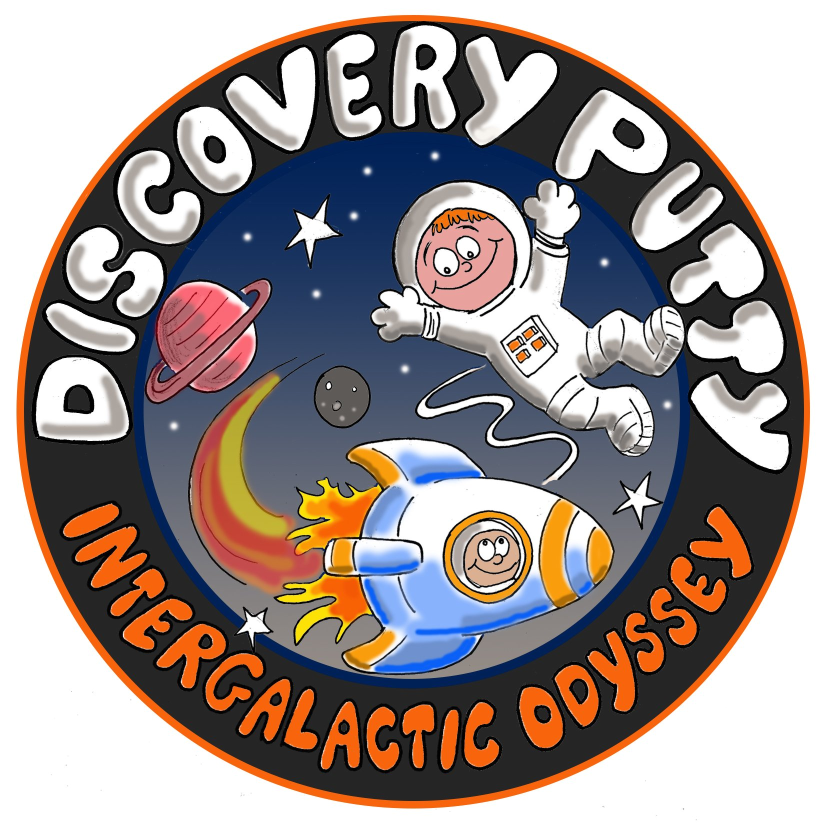 Discovery Putty Intergalactic Odyssey