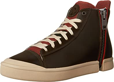 Zip-Round S-Nentish Fashion Sneaker