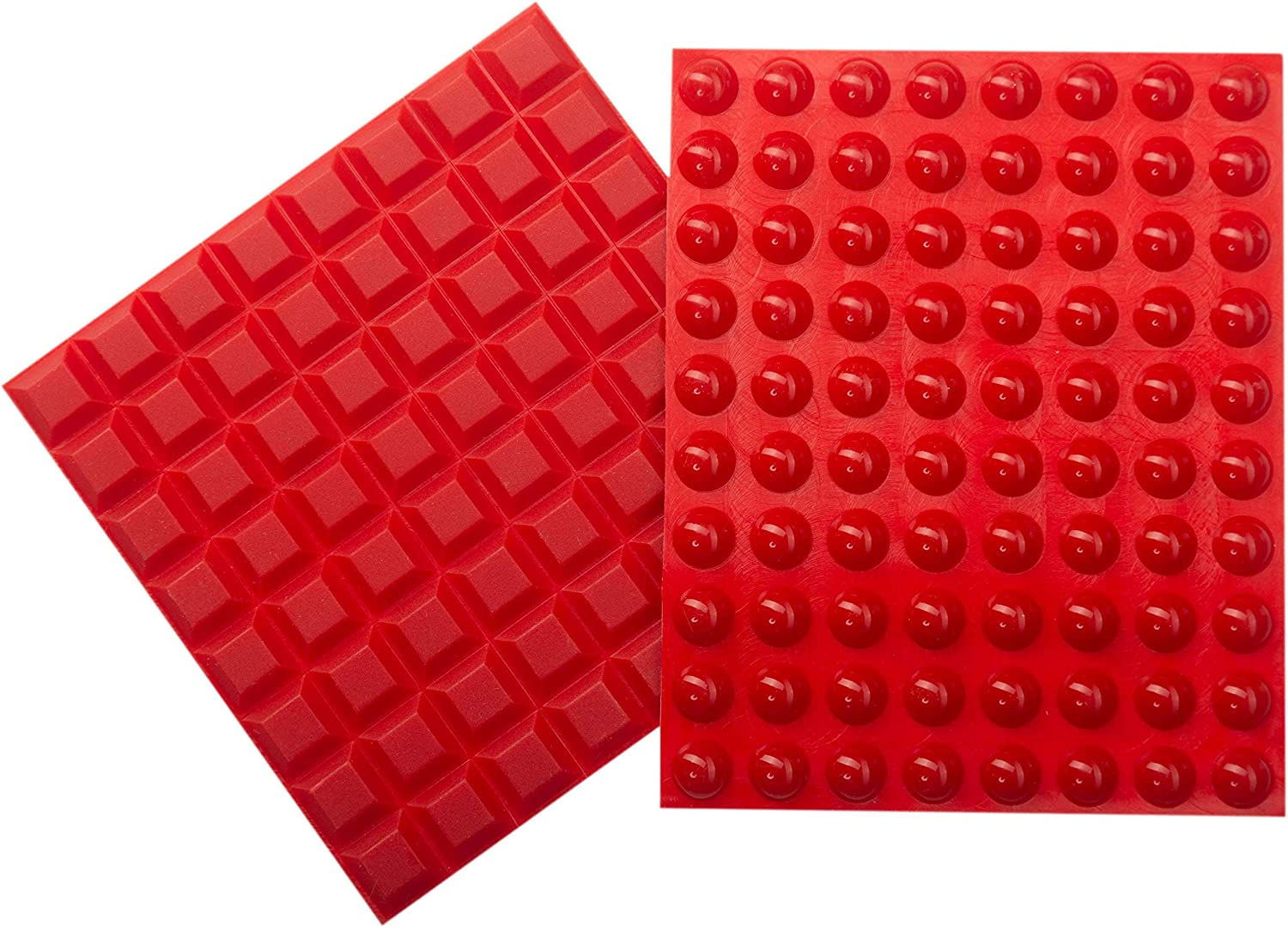 Mix of Silicone Sticky Bump dots for Visually impaired (144)
