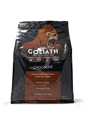 Goliath, Chocolate, 12 Pounds