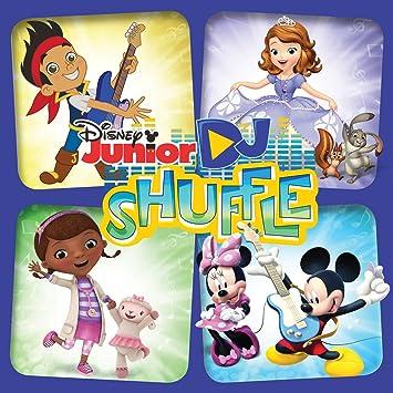 DJ Shuffle Disney Junior DJ Shuffle Amazoncom Music