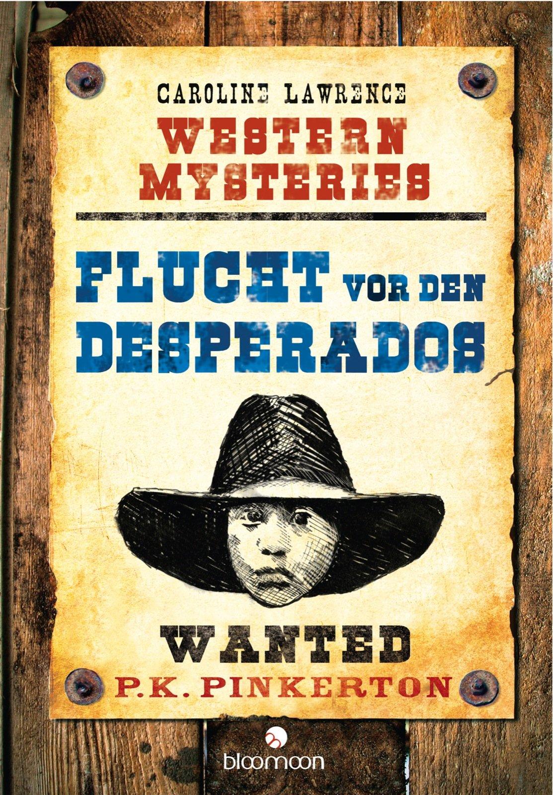 Western Mysteries 01 Flucht Vor Den Desperados 9783760799278 Amazon Com Books