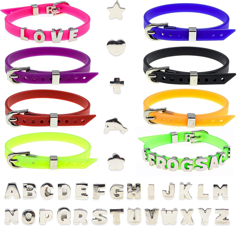 Christmas Gift Children/'s Craft Kit DIY Bracelet Kit Stocking Stuffer Beaded Bracelet Kit Make your own Bracelet Stocking Filler