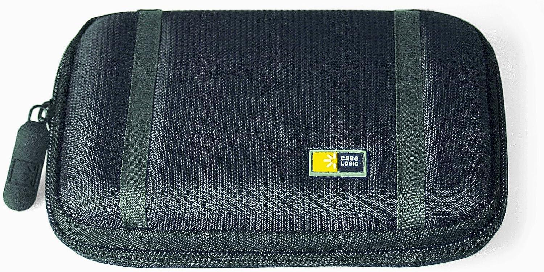 Case Logic Molded Eva Foam Portable Electronics with Protect Your Valuable GPS Black