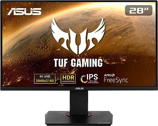"Asus TUF Gaming Monitor Gaming de 28"" 4K"