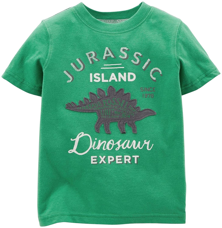 Dino Expert Baby Carters Baby Boys Graphic Tee