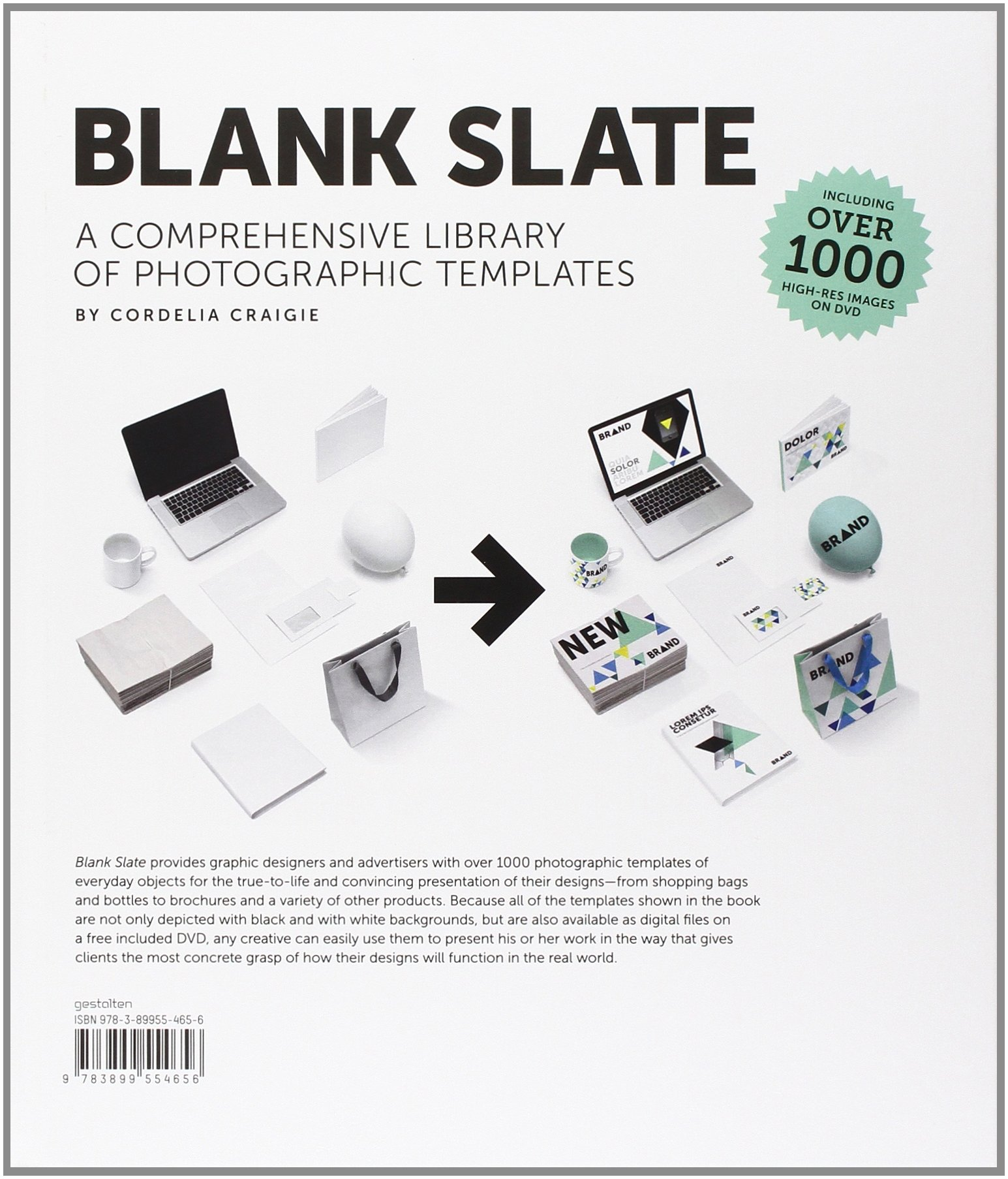 Blank Slate: A Comprehensive Library of Photographic Dummies: Amazon ...