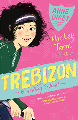 Hockey Term at Trebizon (The Trebizon Boarding School Series Book 9)