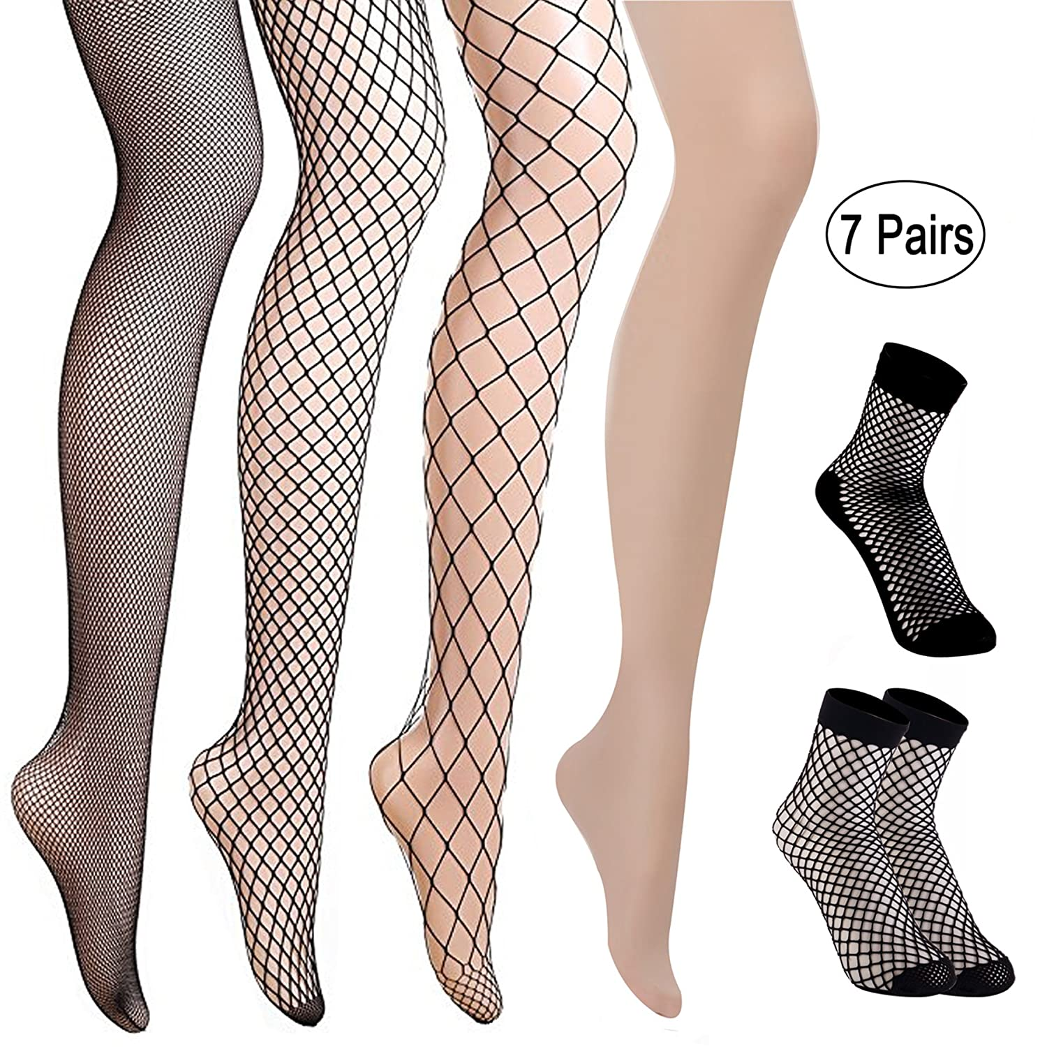 Fishnets and from friends to lovers