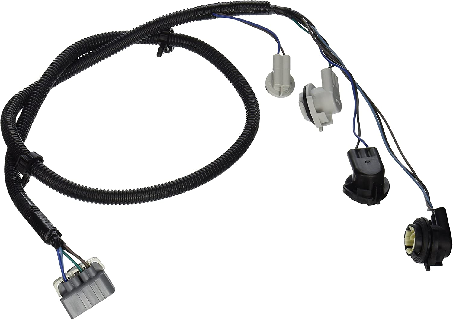 amazon.com: genuine gm 16531401 tail lamp wiring harness: automotive  amazon.com