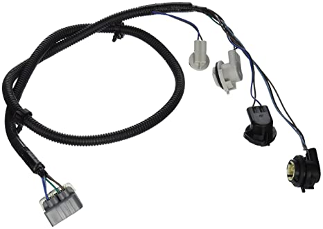 amazon com genuine gm 16531401 tail lamp wiring harness automotive rh amazon com