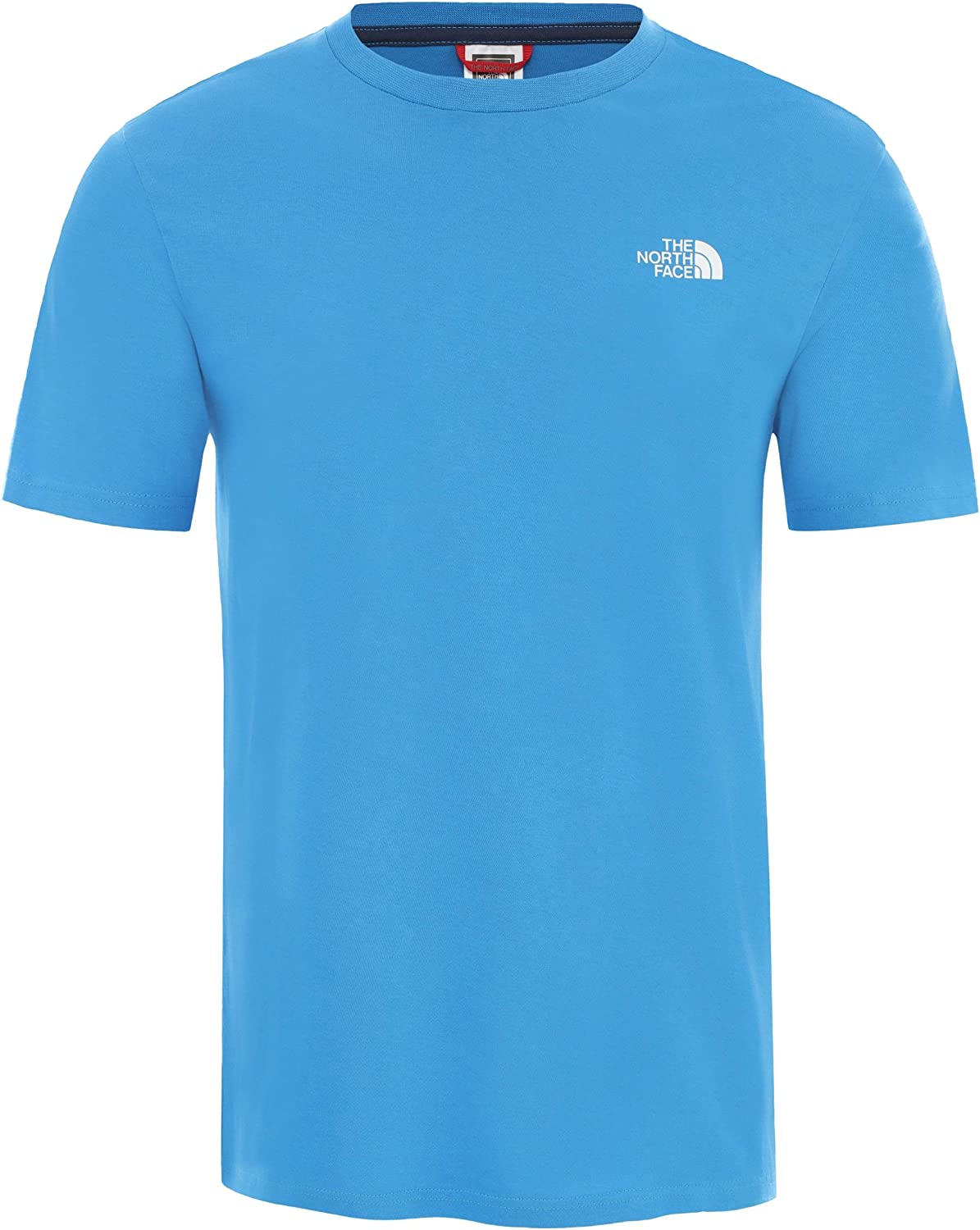 The North Face de los Hombres Camiseta gr/áfica Blanco