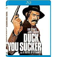 Duck You Sucker Aka a Fistful of Dynamite