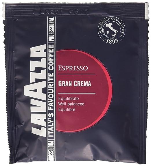 Lavazza Gran Crema Espresso, Single Dose Pods Book Cover