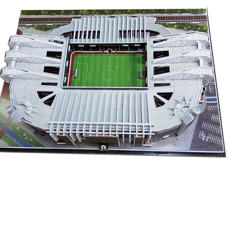 3D Puzzle Old Trafford Manchester United Stadium UniteDream