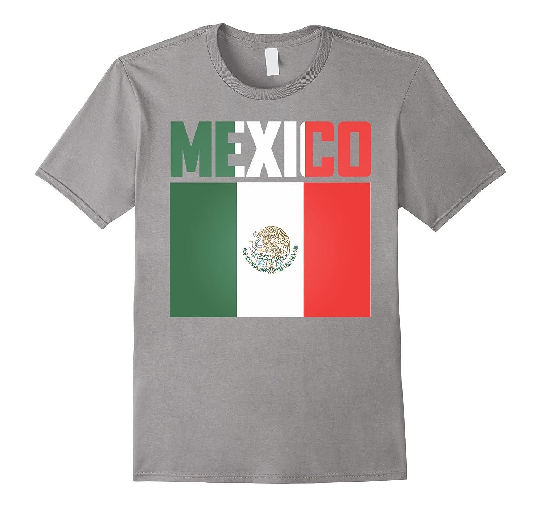 Mexico T-Shirt - Proud Mexican Tee Shirt Mexico Flag Tshirt-ANZ ... 2b397c3d5