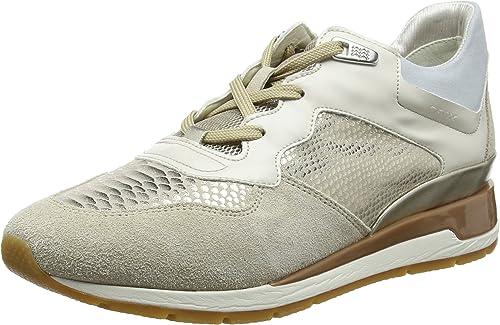 Geox D Shahira B Damen Sneaker