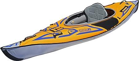 Advanced Elements AdvancedFrame Sport Kayak, Unisex Adulto, Naranja, 320 cm