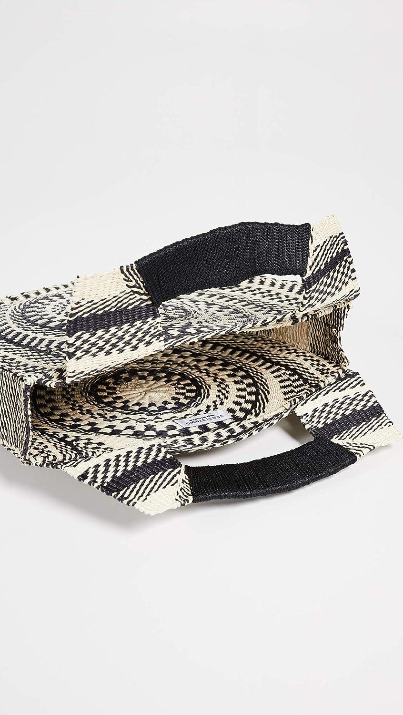 Sensi Studio Womens Two Tone Handbag