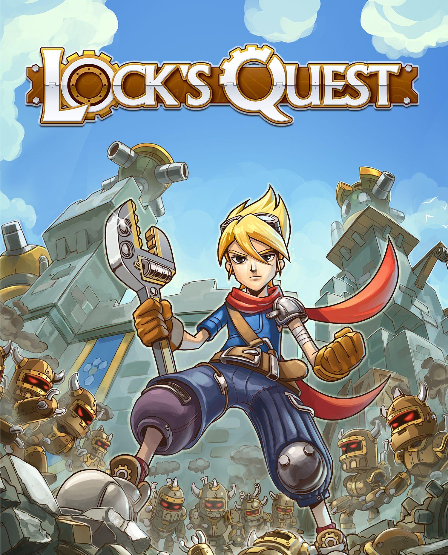 (Lock's Quest [Online Game Code])