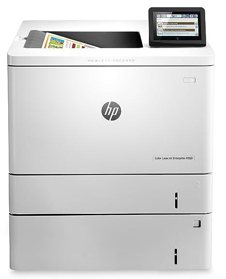 HP Laserjet Color Enterprise M553x - Impresora láser (1200 x ...