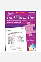 Daily Trait Warm-Ups: 180 Revision and Editing Activities to Kick Off Writing Time Paperback