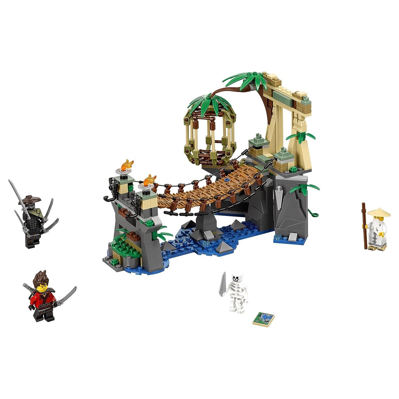 Lego Ninjago Movie 70608 Master Falls Toy Lego Amazoncouk Toys
