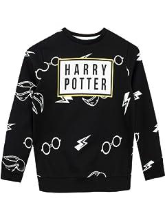 Harry Potter Sudadera para niñas Hogwarts