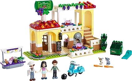 Amazon.com: LEGO Friends Heartlake City Restaurant 41379 ...
