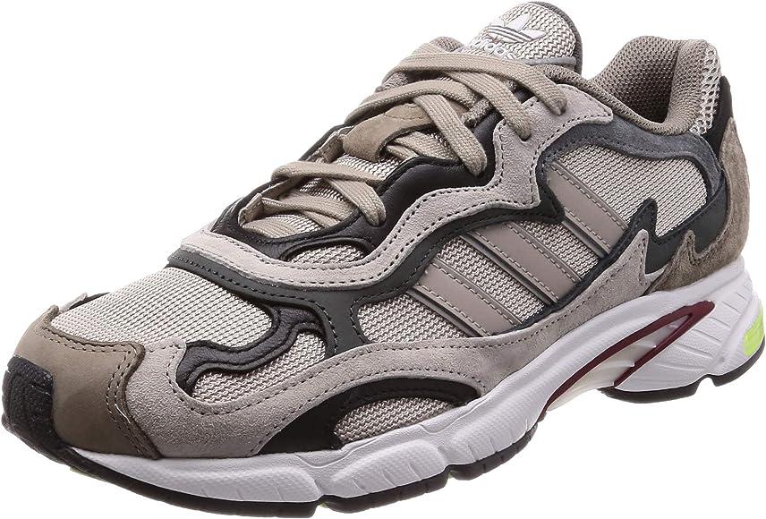 compensar Pais de Ciudadania Decremento  adidas Men's Temper Run Fitness Shoes, Multicolour (Marsua/Grisei ...