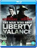 Man Who Shot Liberty Valance [Blu-ray] [Import]