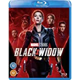 Marvel Studios Black Widow Blu-ray