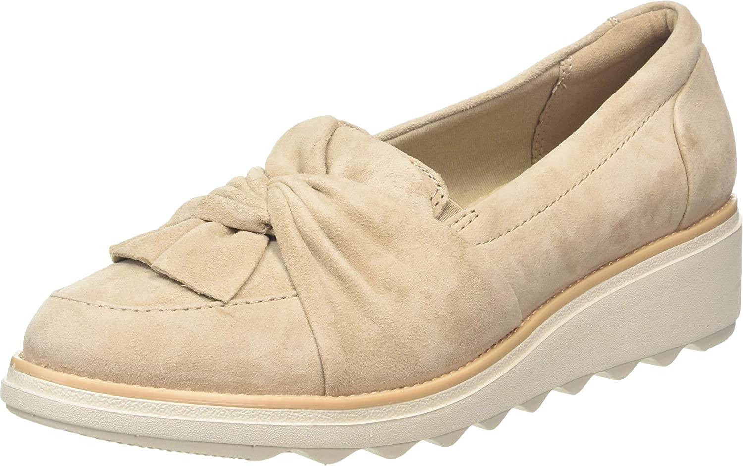 Clarks Sharon Dasher, Mocasines para Mujer