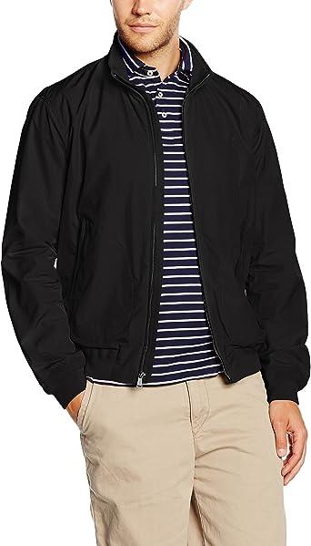 Polo Ralph Lauren Barracuda-Lined-Jacket, Chaqueta para Hombre ...