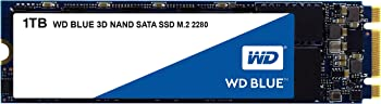 WD Blue 3D NAND 1TB Internal Solid State Drive
