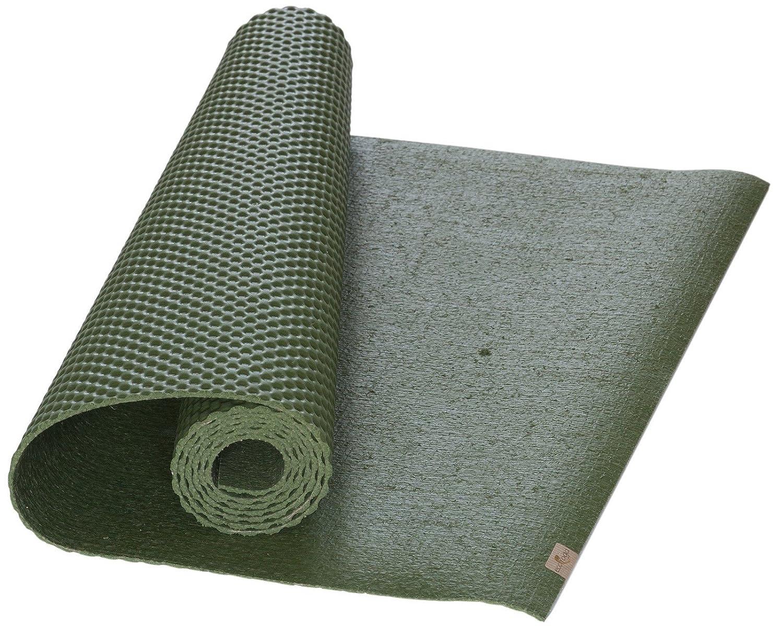 The Original ecoYoga Natural Eco Exercise Fitness Gym Yoga Mat ... 1ef1ed3da902