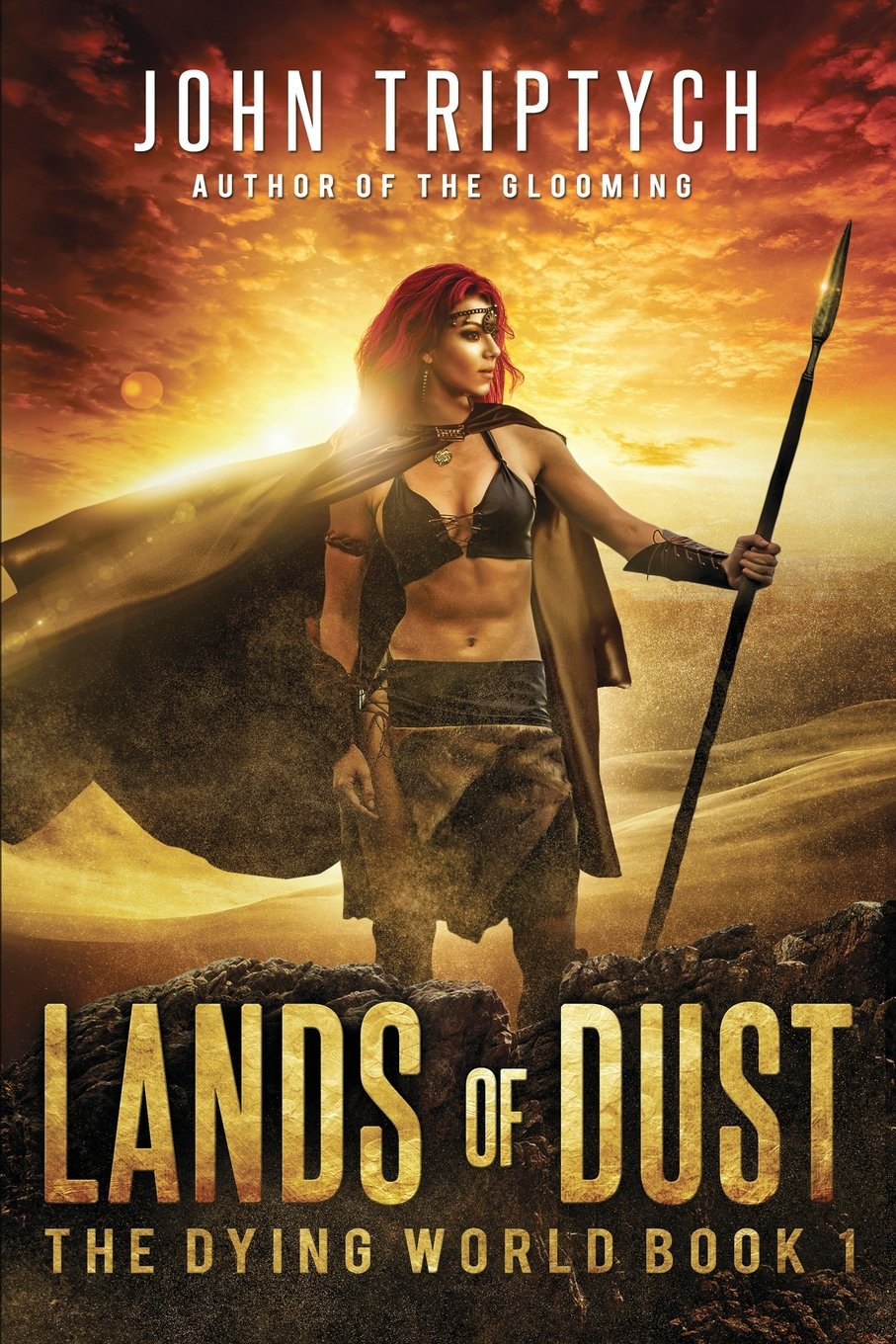 Read Online Lands of Dust (The Dying World) (Volume 1) ebook