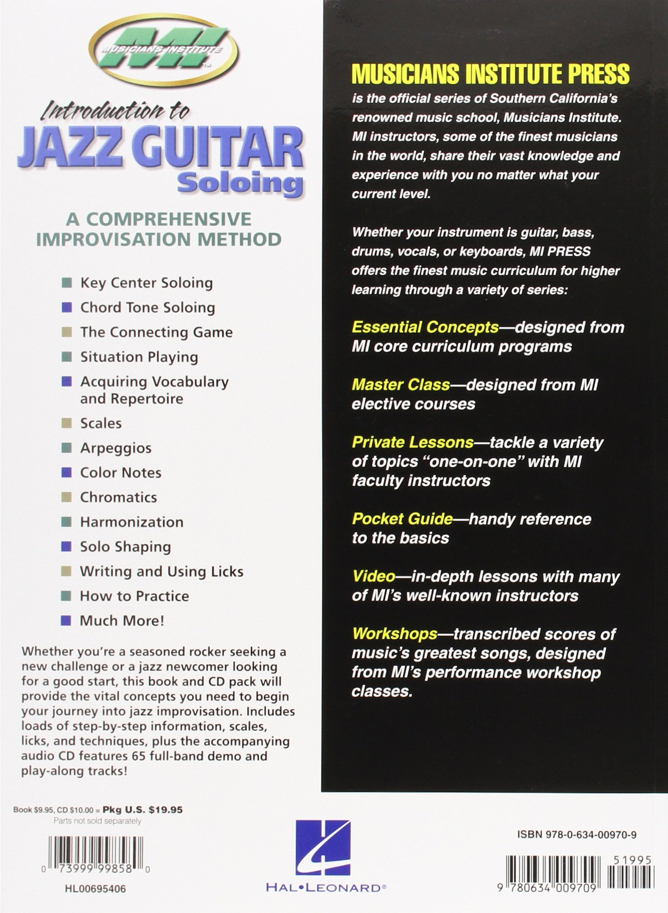 Introduction To Jazz Guitar Soloing - A Comprehensive ...