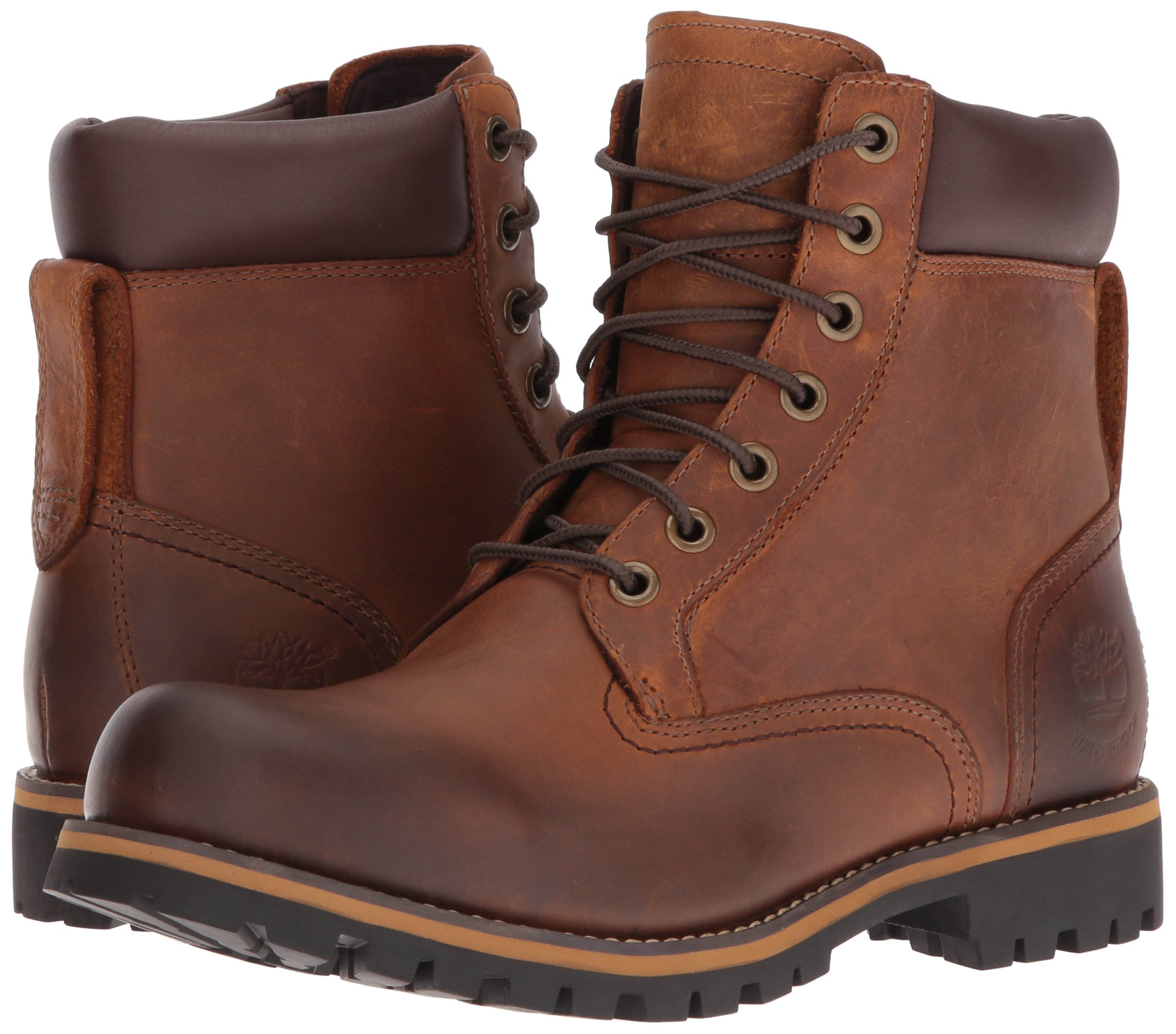 Galleon Timberland Men S Earthkeepers Rugged Boot Red