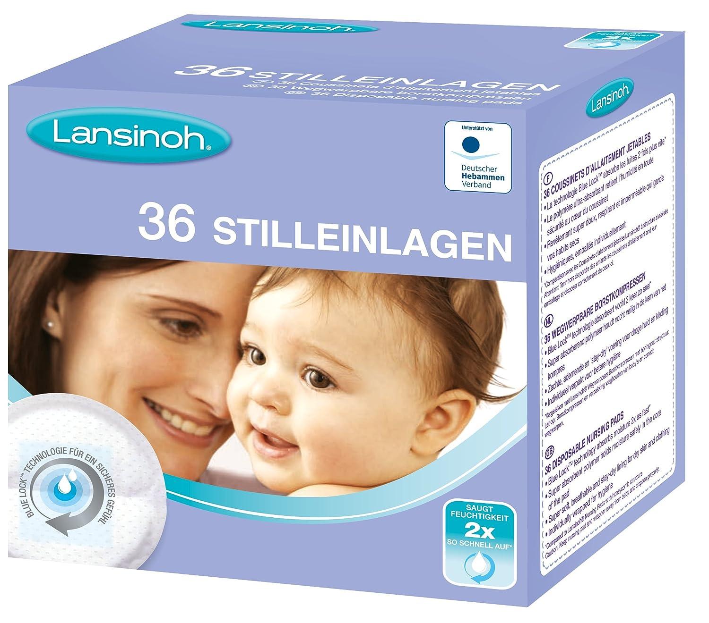 Lansinoh - Coussinets jetables boîte de 36 Pièces 44260