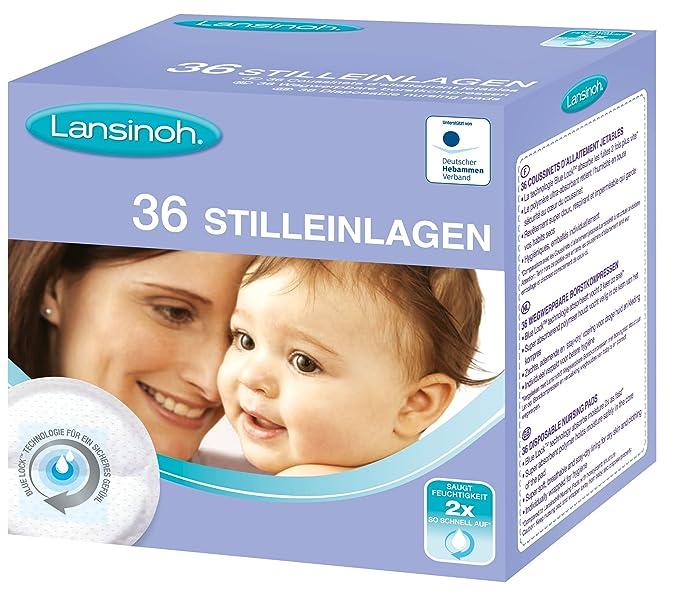 Lansinoh - Coussinets jetables boîte de 36 Pièces