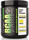 Forzagen BCAA Powder   12:1:1 + Glutamine Branched Chain Amino Acids Post-Intra Workout   Powerful Formula   Fast Acting   Best Results, For Quicker Muscle Healing   Men and Women (330 g, Pineapple)