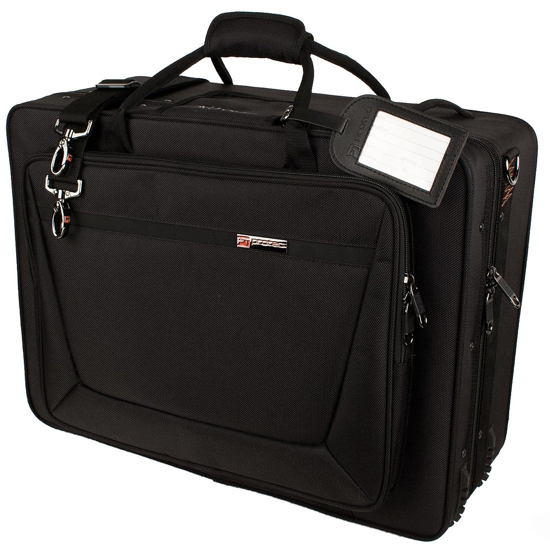 Protec Trumpet/Flugel Combination PRO PAC Case PB301F