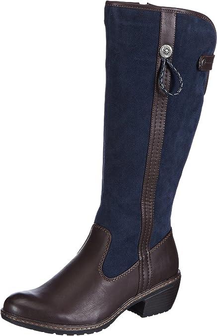 Rieker Damen 90750 Cowboy Stiefel
