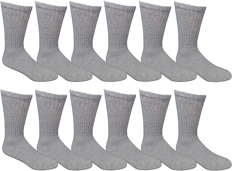 Girls Kids Sports Socks Size5-8 BULK BUY 36Pairs